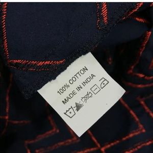 eshakti Dresses - eShakti Dress Embroidered Cap Sleeve Collared